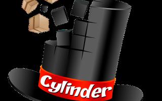 Магазин «Cylinder»
