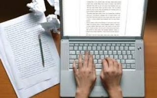 Написание диссертаций на заказ