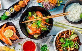 Восточная кухня: особенности и традиции