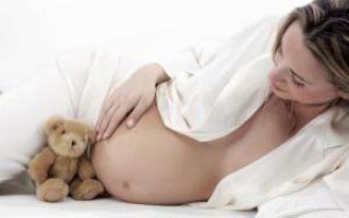 Психические расстройства при беременности